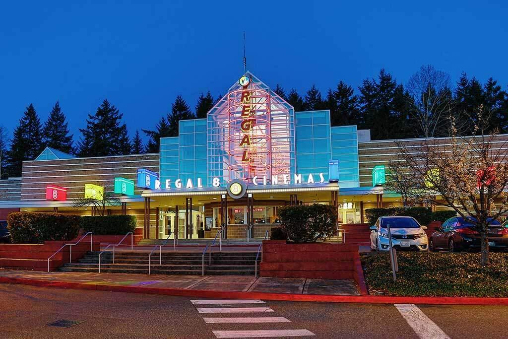 Crossroads Mall Theatre