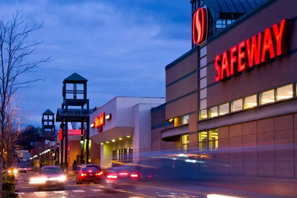 Factoria Mall Safeway