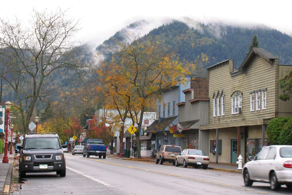 Olde Town Issaquah