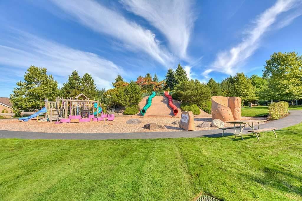 Maple Woods Playground
