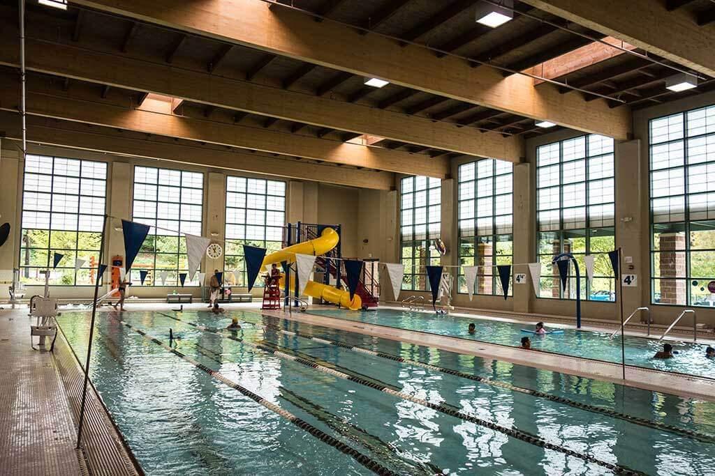 Coal Creek YMCA Pool
