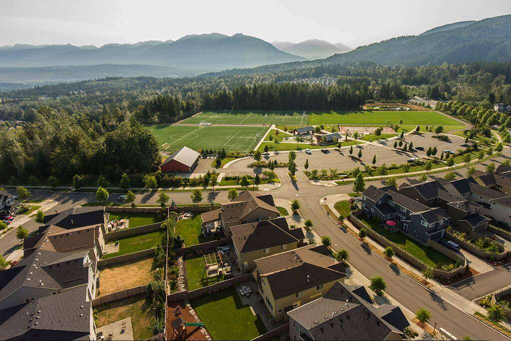 Snoqualmie Ridge
