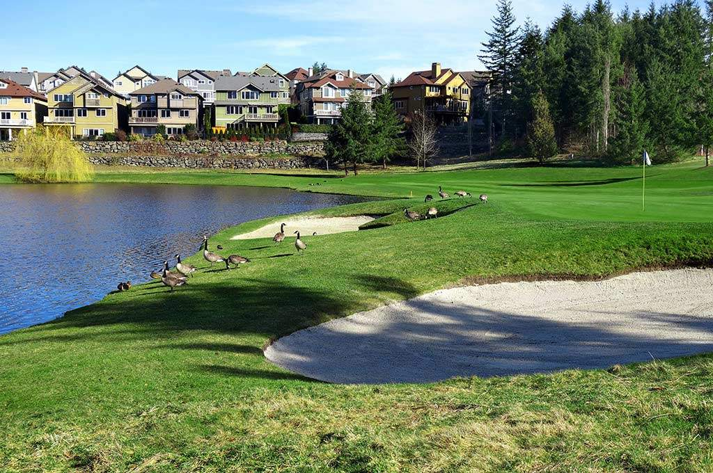 Snoqualmie Golf Course